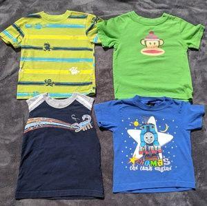 Other - ♦️ B2G1FREE♦️4 tee shirt Thomas, 🐒, 🦂, monster